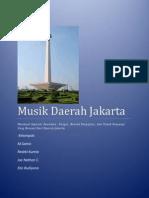 Musik Daerah Jakarta