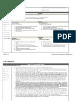 primary election unit plan