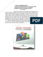 Telah Terbit Buku Statistika Parametrik