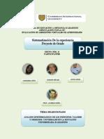 Sistematización de la Experiencia. Proyecto de Grado. Maestría E-learning. ART FATLA-CIU