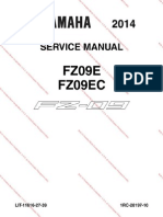 FZ09 Service Manual OCR