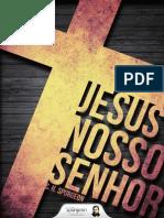 eBook Jesus Nosso Senhor Spugeon