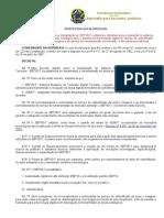 BRASIL Regulación transición TV digital - Decreto Nº 5820 - 2006