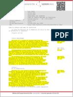 CHILE Creación  del Consejo Nacional de Televisión - Ley N°18.838 de 1989