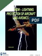Lightning Protection Aircraft Avionics