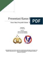 Presentasi Kasus Paru- Melvin