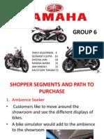 Group 6- Yamaha
