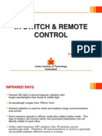 IR Switch & Remote Control