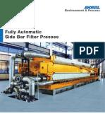 Filter Press Sidebar