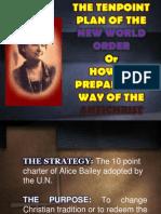 New World Order Agenda.pptx