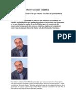 Dieter Zeh Observacion Cuantica