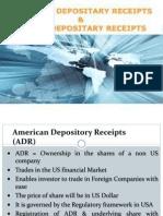 American Depository Receipts (ADR)