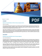 Myanmar Property Market Beat Vol 8 - March 08 - March 14 - 2014)