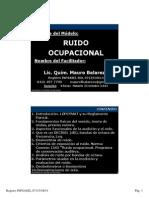 Higiene Ocupacional M Balarezo 2013