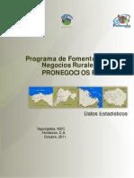 Informacion de Pronaders