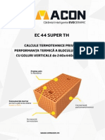 Studiu Termotehnic EC 44 Super TH