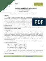 1. Applied-Population Models With Nonlinear-Muhamediyeva Dildora