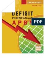 Defisit Perencanaan APBN