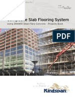 Kingspan  - Composite Slab Flooring