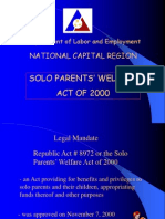 Solo Parents Ppt