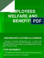 Welfare and Benefits (Bca)