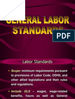 General Labor Standards Presentation