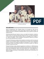 Biografias de Astronautas