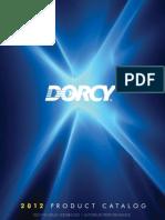 Dorcy Catalog 2012