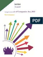 Companies Act Governance