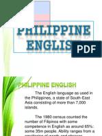 Philippine English