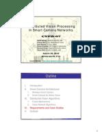 CVPR2007 DistVisionProc Chapter IV