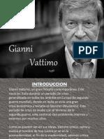 Gianni Vattimo (1)