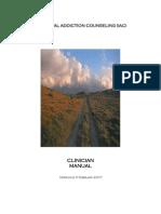 IAC Clinicians Manual