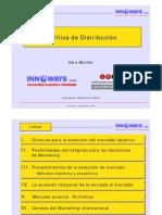Politica de Distribucion (1)