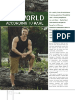 SCRIBD - Fitness Life - March 2007 - Karl Profile