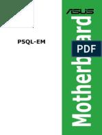 Asus P5QL-EM Manual