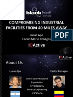 US 13 Apa Compromising Industrial Facilities From 40 Miles Away Slides