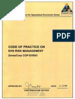 ZC COP EHS03 Risk Management