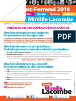 Tract Mireille Lacombe
