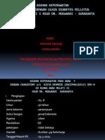 Presentasi Askep Ulkus Dm