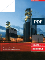 AL25e Fire Protection Solutions CCPP Power Plants
