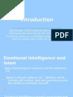 Emotional Intelligence Relation With Islam