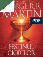 Festinul Ciorilor - Volum 2 - George RR Martin - Cartea a IV-A