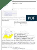 Tipos de Perspectivas Axonométricas « Portal de Dibujo Técnico