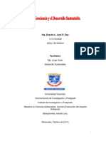 Segunda actividad Desarrollo Sustentable. Boscán L; José R. MCA-133-00254V.