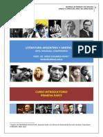 199. LITERATURA ARGENTINA Y AMERICANA + CURSO