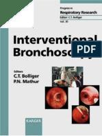 Interventional Bronchoscopy