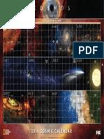 Cosmic Calendar CONVERTED