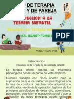 Introduccion a La Psicoterapia Infantil