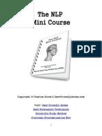 Nlp Mini Course